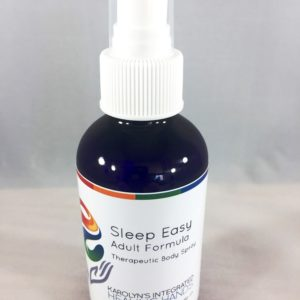 sleep easy adult formula body spray