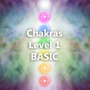 Chakras Level 1-Basic