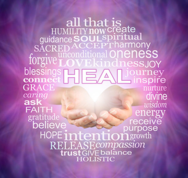 healing with Karolyn Brenny