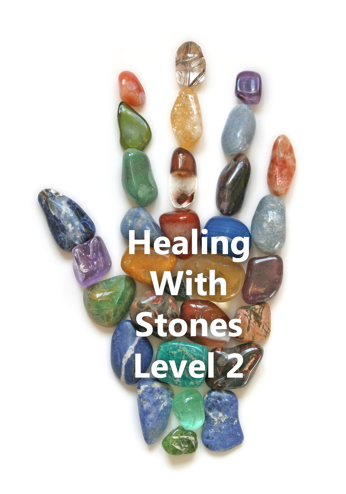 healing with stones level 2
