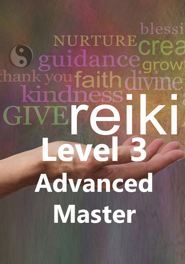 reiki level 2 advanced master
